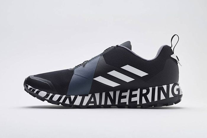 Adidas Terrex White Mountaineering White Black 1 Sneaker Freaker