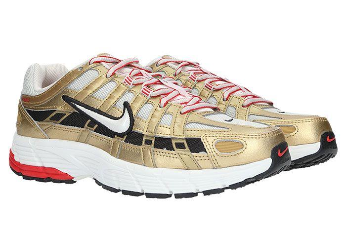 Nike P 6000 Metallic Gold Bv1021 007 Release Date 1 Pair