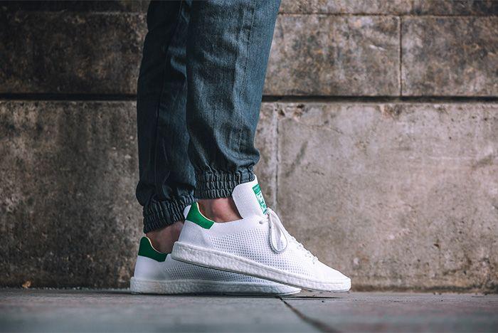 Adidas Stan Smith Boost Primeknit