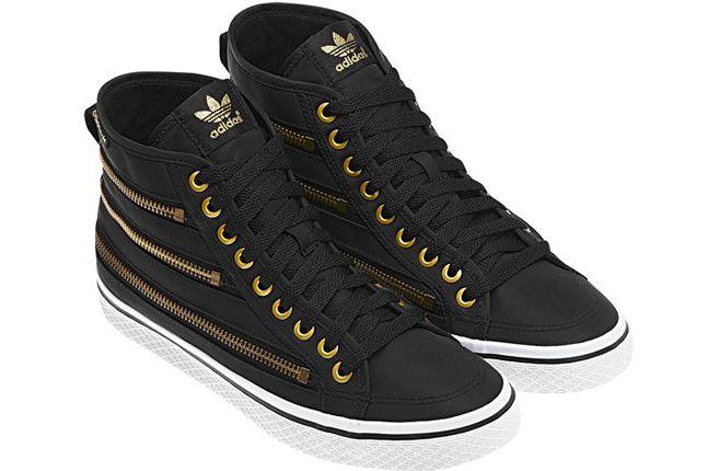 Adidas Originals Honey Zip Black Quater 1