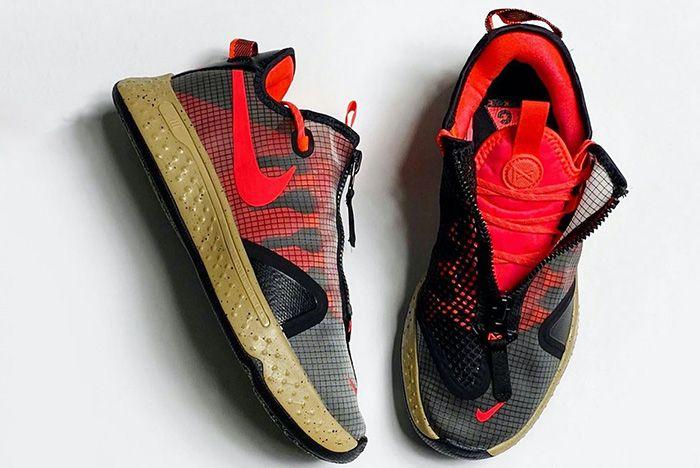 Nike Pg 4 Pcg Cz2240 900 Release Date Leak 2