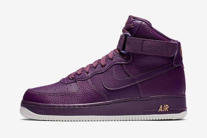 Nike Air Force 1 High Purple 315121 500 2