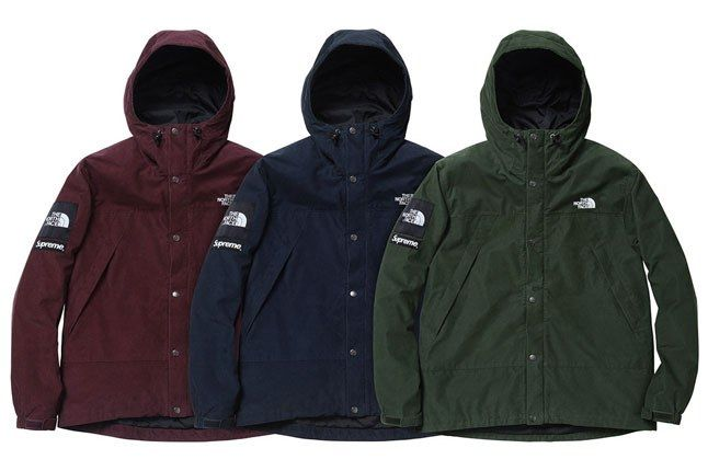 The North Face Supreme Jackets 1