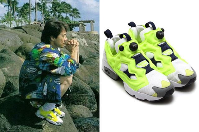 Insta Pump Fury Jackie Chan Feature
