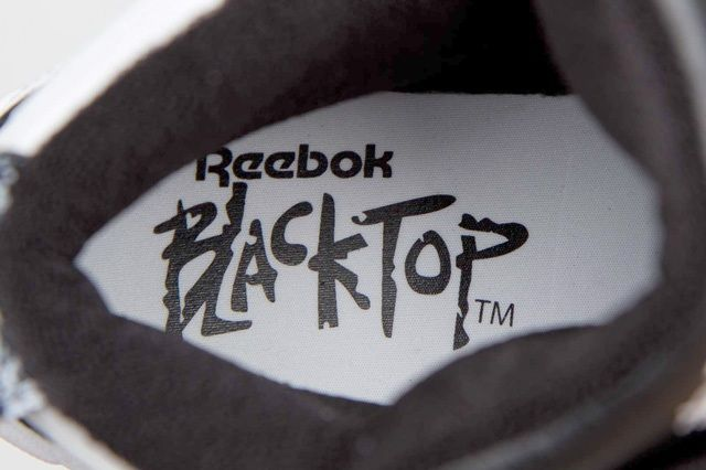 Reebok Blacktop Boulevard Black White 6
