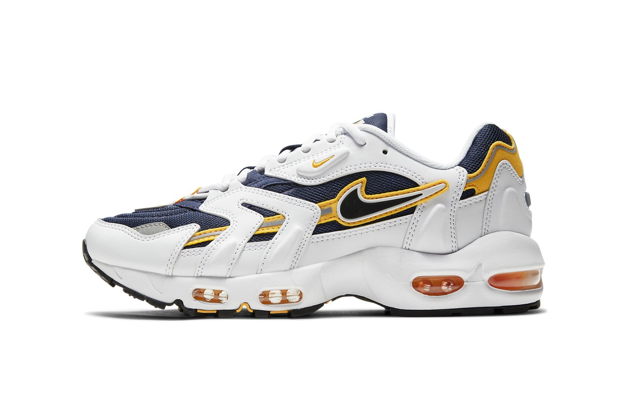 Nike Air Max 96 II Goldenrod 2021 Retro