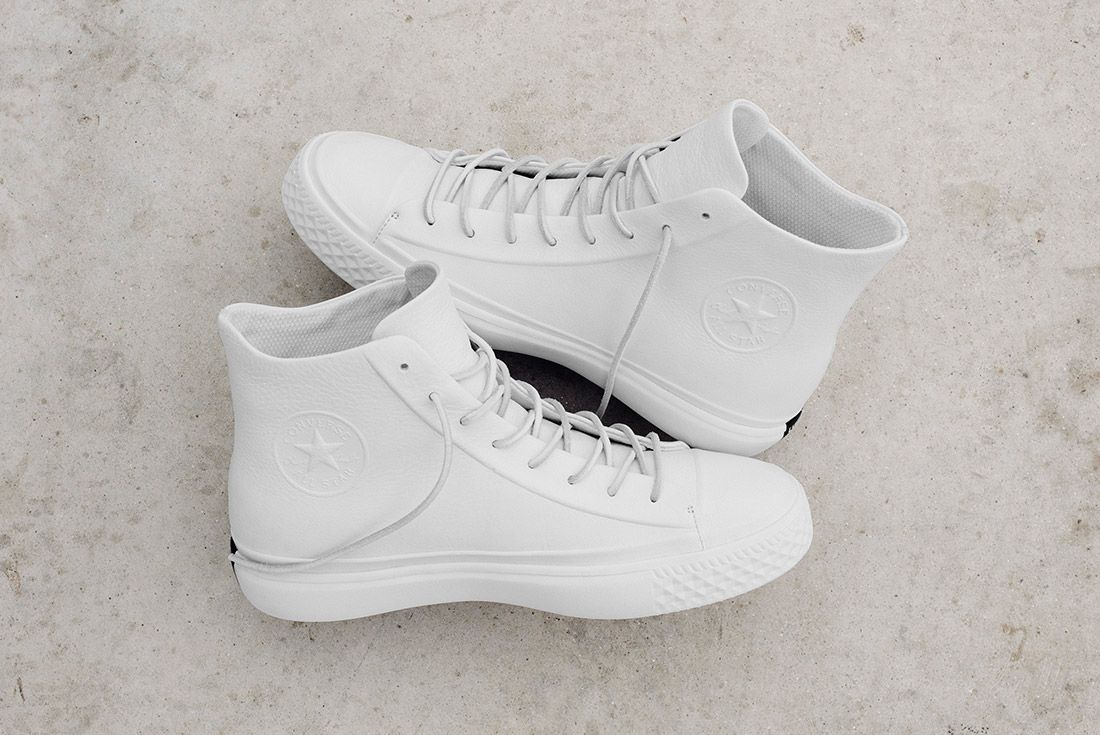 Converse Chuck Modern Lux Collection Black White 6