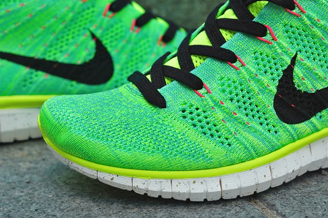 Nike Free Flyknit Chukka Qs Magista