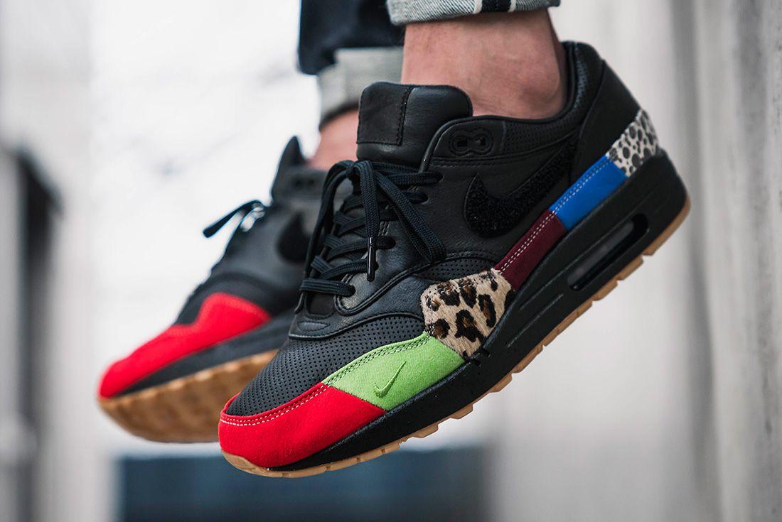 Nike Air Max 1 Master Black 9 1