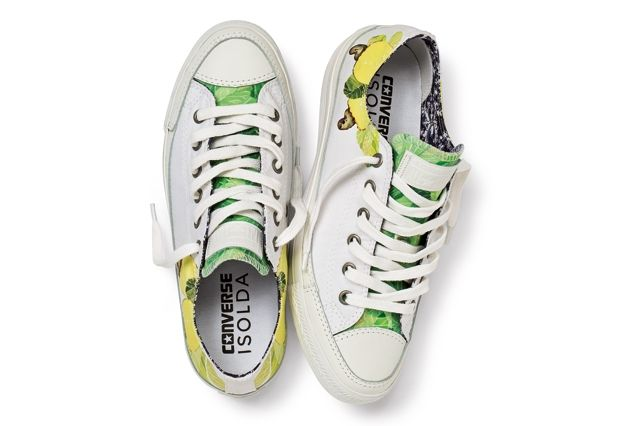 Converse Isolda Sneaker Collection Green