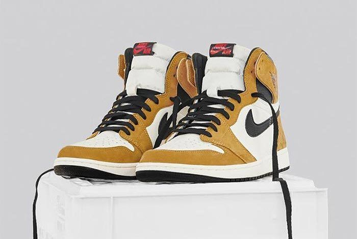 Air Jordan 1 Rookie Of The Year Atmoscon