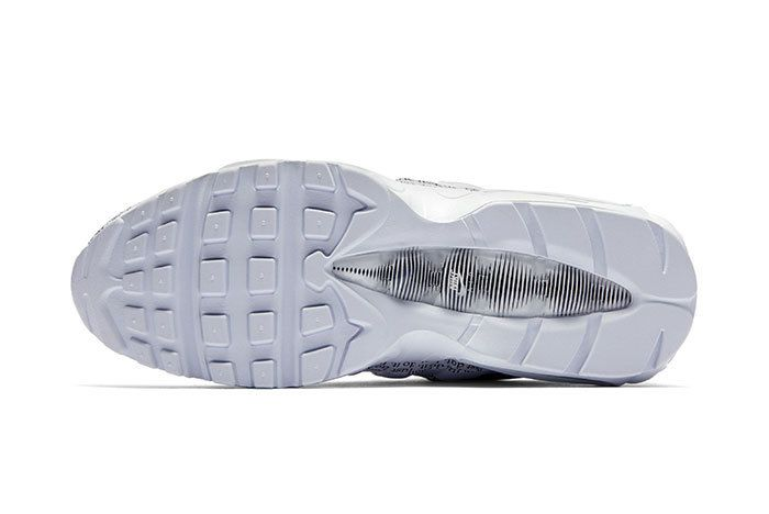 Nike Air Max 95 Just Do It White 5