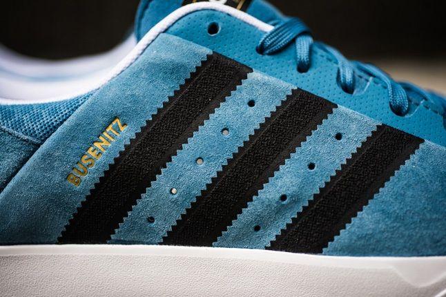 Adidas Busenitz Adv Stone Blue 2