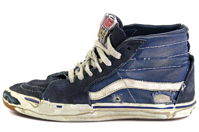 Tony Hallam Vintage Skate 8