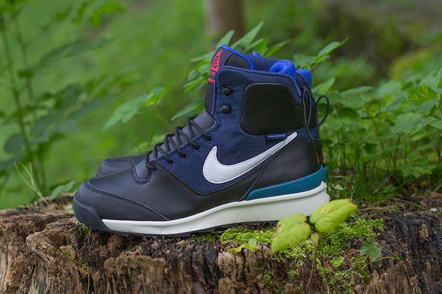 Nike Stasis Acg Black N Blue