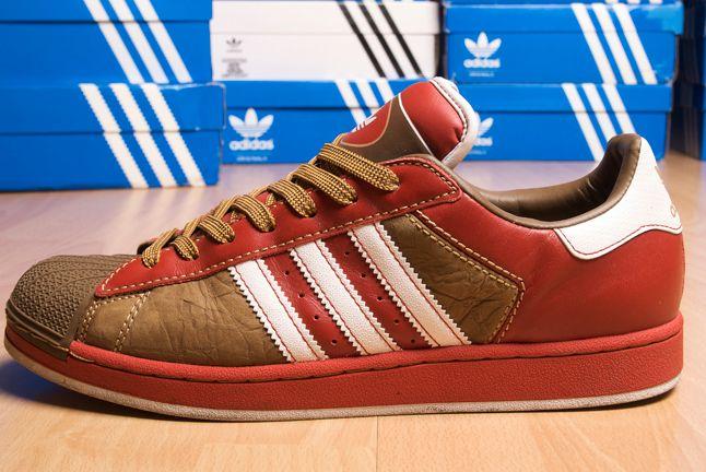 Dean Morris Adidas Superstar 20 1