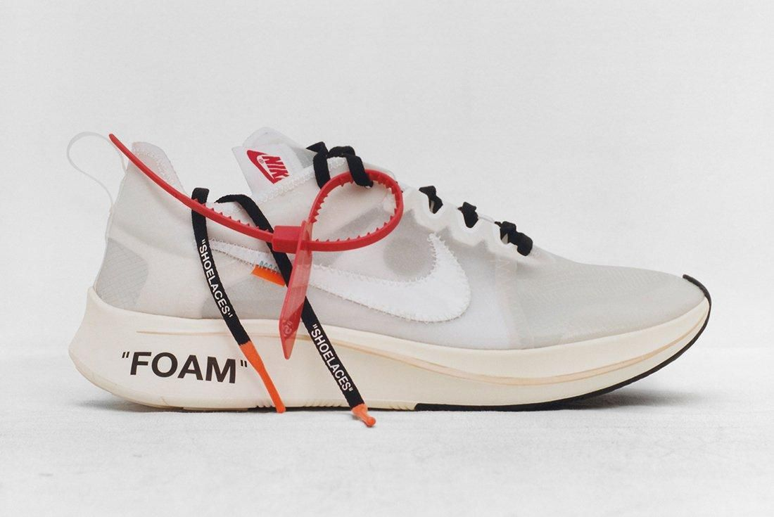 Off White X Nike Top Ten Project 3