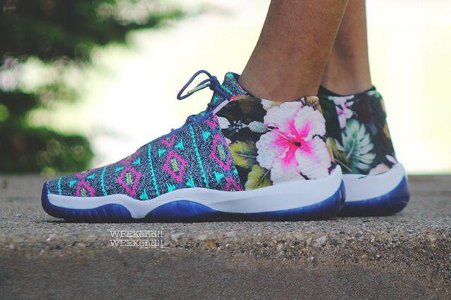 Rbn Jordan Future Custom Vacation 4
