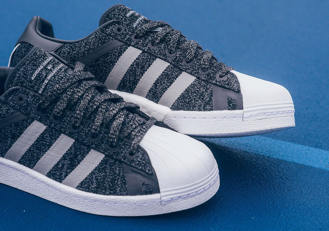 White Mountainerring Adidas Superstar Boost Available Now 5