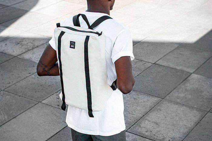 Asics Packpack Asphaltgold 1