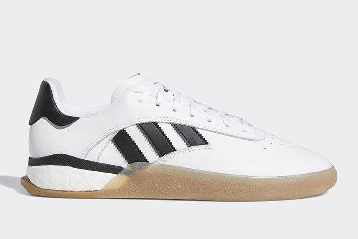 Adidas 3St 004 Cloud White 1