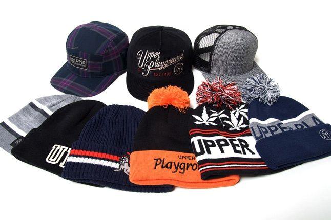 Upper Playgrond Compound Headwear Group Shot 1