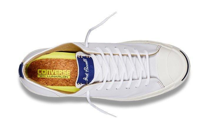 Converse Jack Purcell Remastered With Lunarlon2
