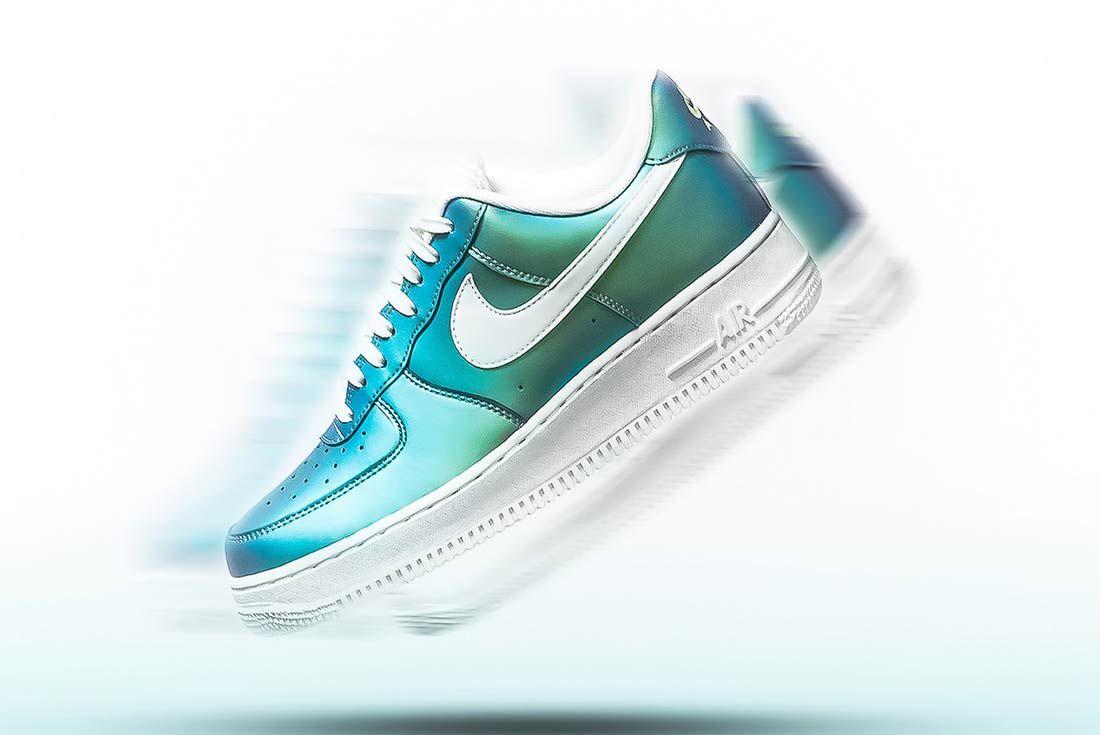 Nike Air Force 1 Fresh Mint 5 1