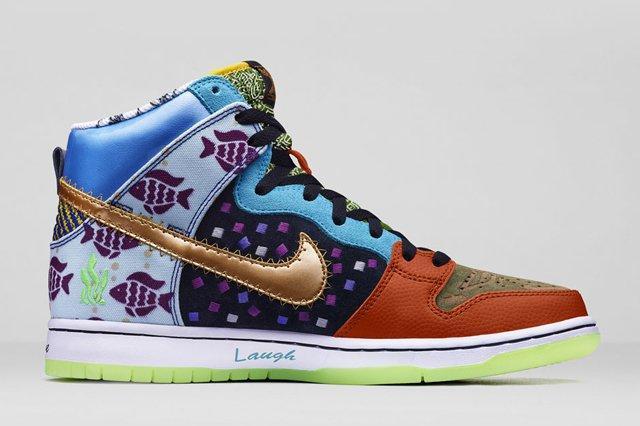 Nike Sb What The Doernbecher 7