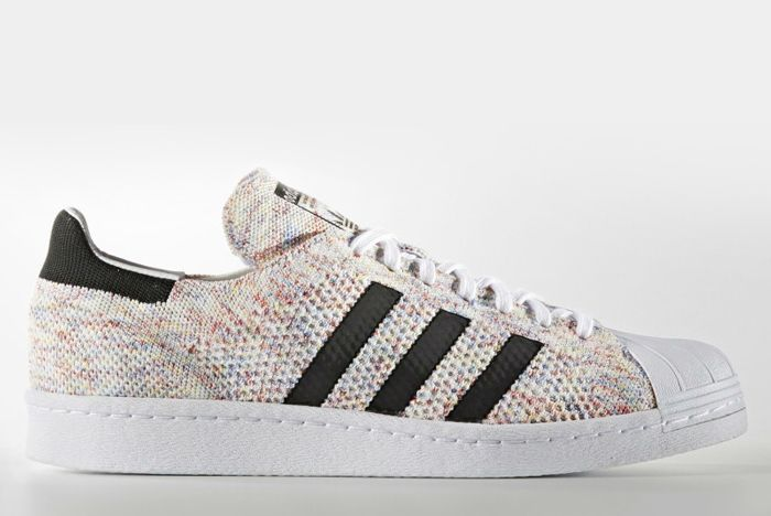 Adidas Originals Superstar Primeknit Multicolor 5