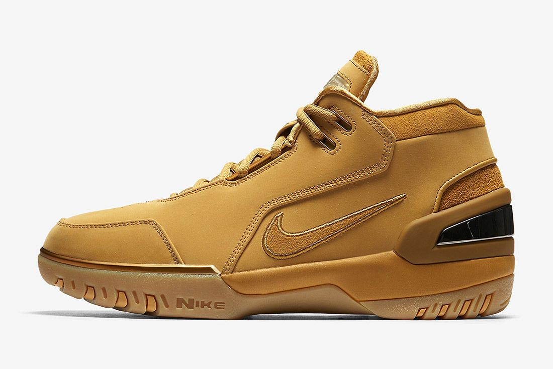 Nike Air Zoom Generation Wheat Lebron James Sneaker Freaker 5