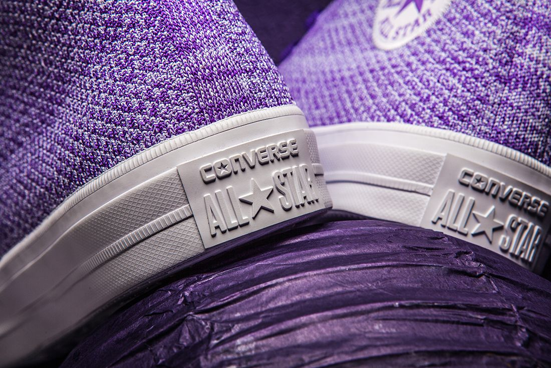 Converse Flyknit Hi 157508 Grape 1579