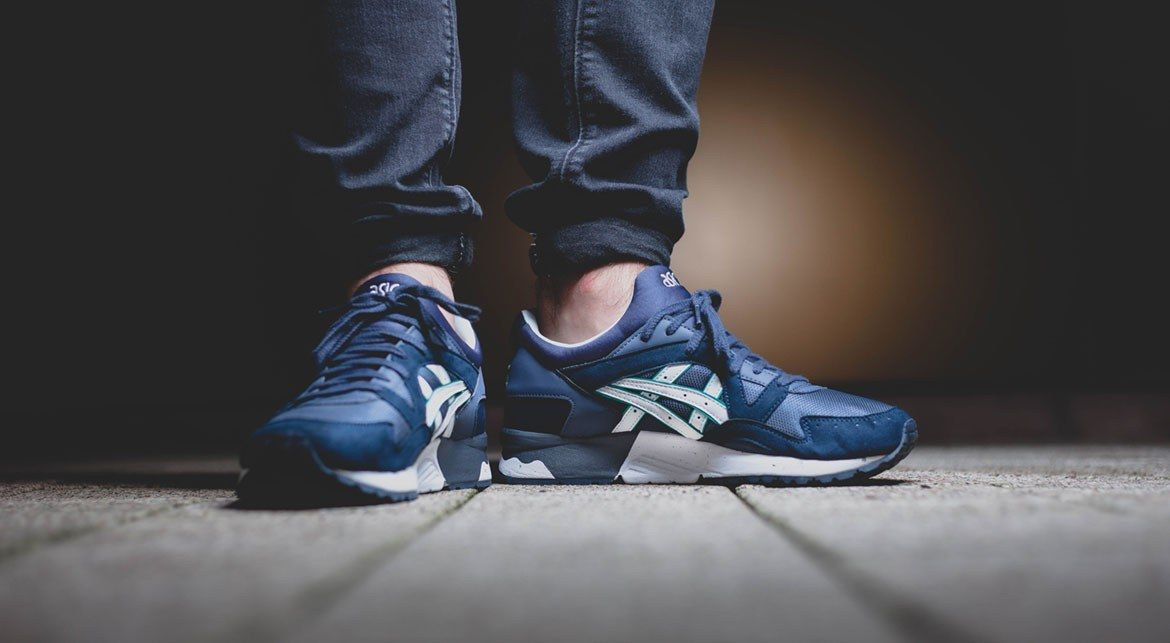 Afew Store Sneaker Asics Gel Lyte V Indian Ink 38