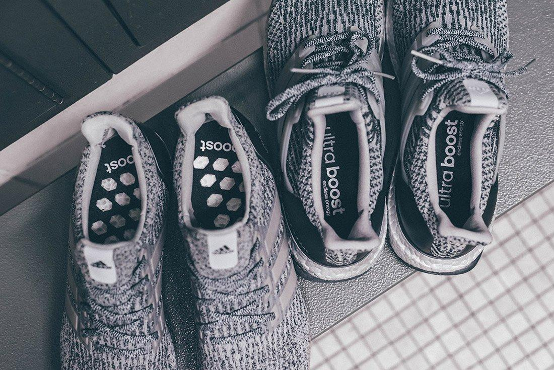 Adidas Ultraboost Silver Pack Cleat 2