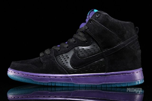 Nike Dunk High Grape 6