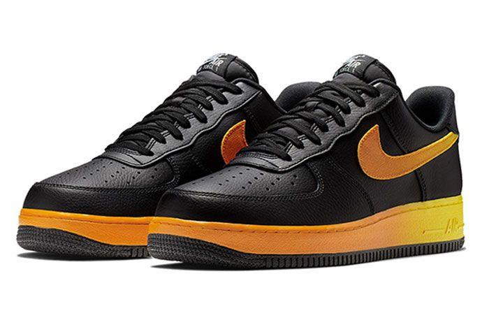Nike Air Force 1 07 Lv8 Yellow Toe