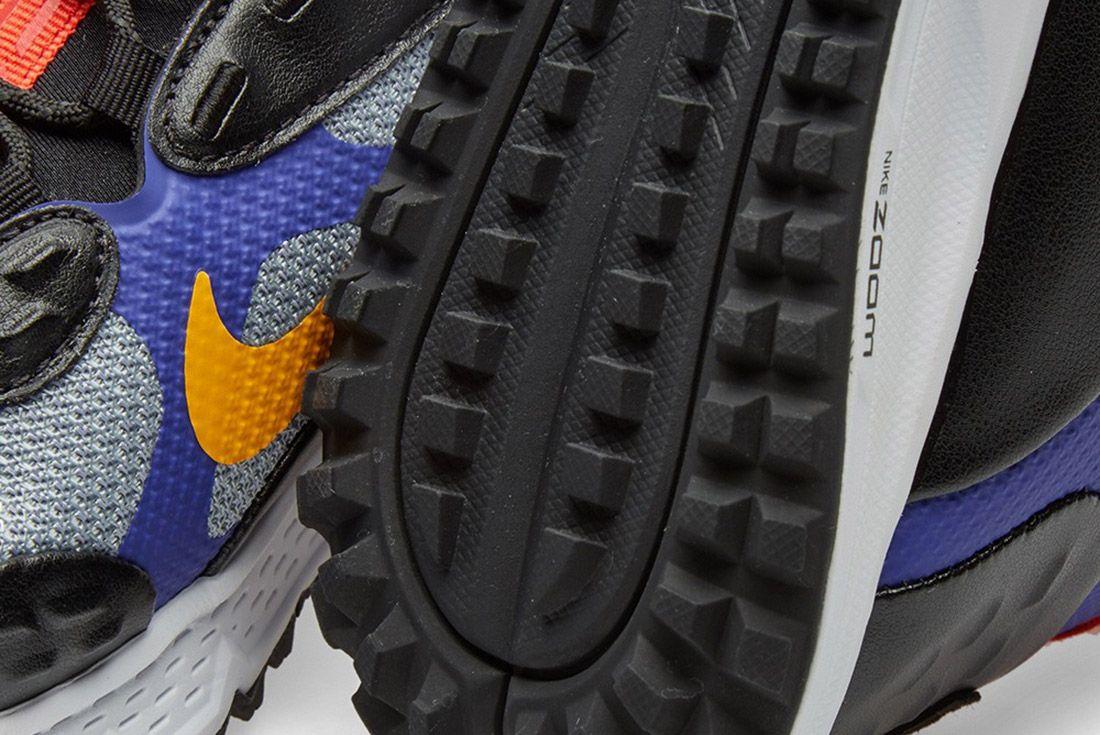 Nike Air Zoom Albis Black Taxi Concord 1