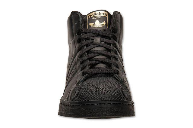 Adidas Pro Model Triple Black 3
