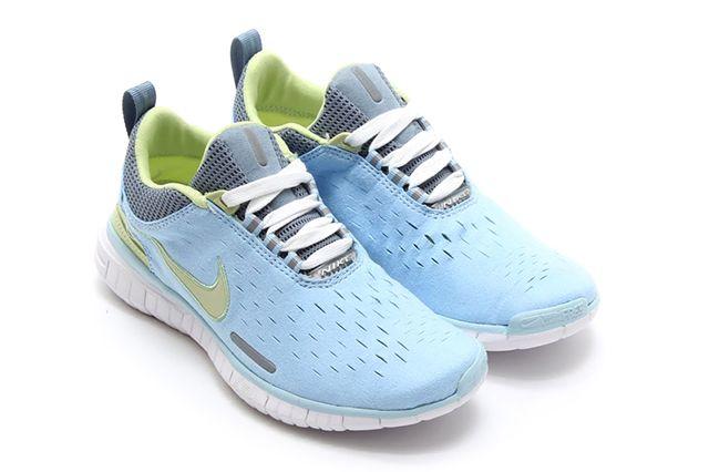 Nike Free Og 14 Pale Blue Pistachio