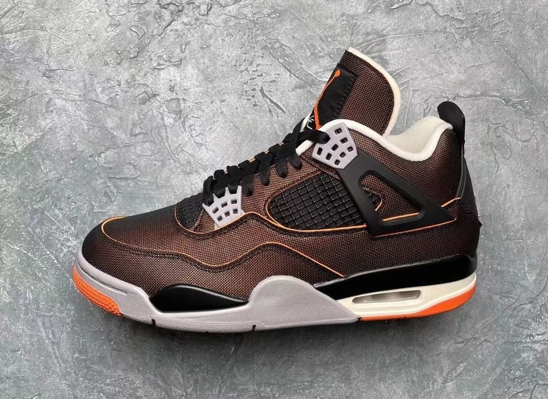 Closer Look: Air Jordan 4 WMNS 'Starfish'