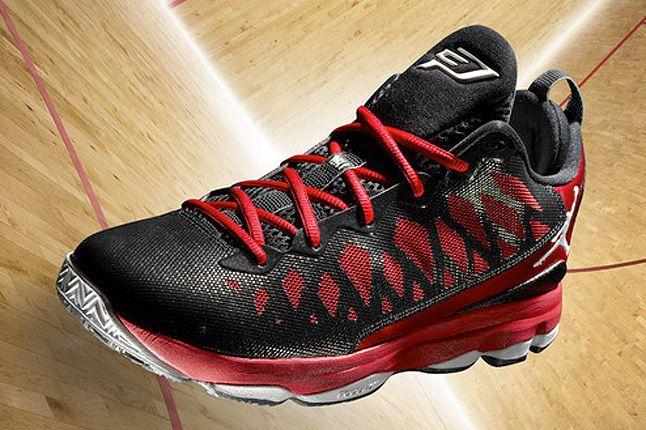 Jordan Cp3 Vi Red Court Shot 1