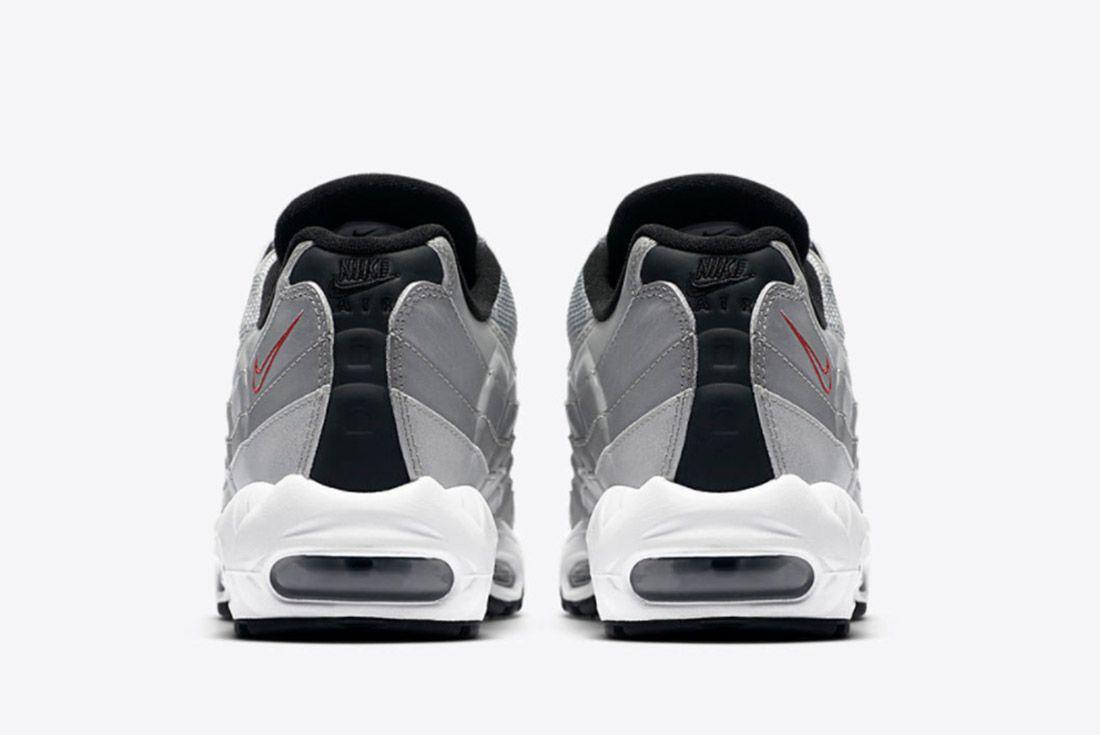 Nike Air Max 95 Silver Bullet 2