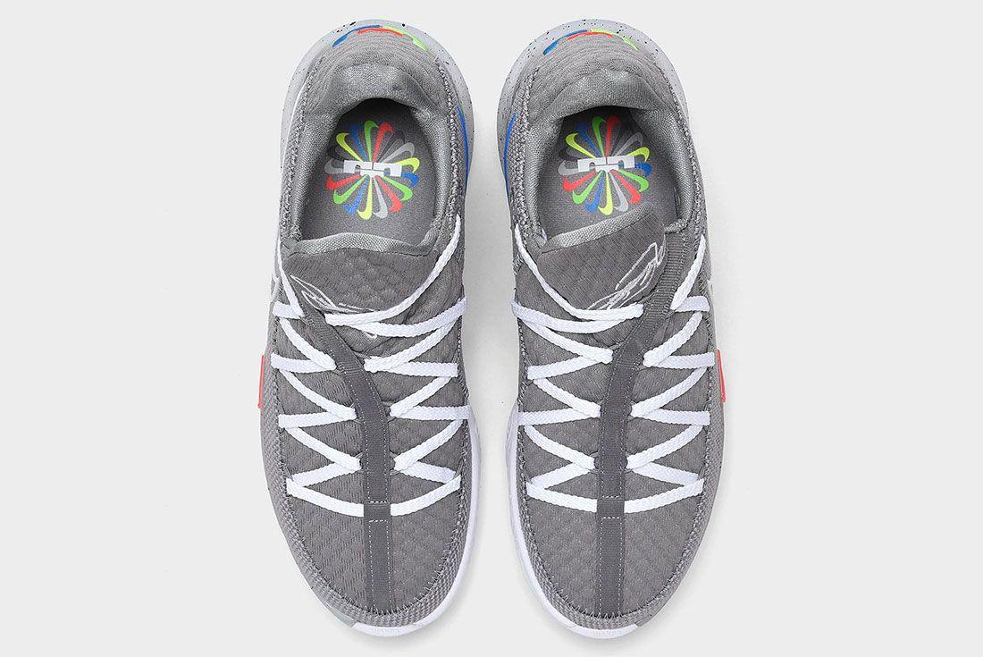 Nike LeBron 17 Low CD5007-004