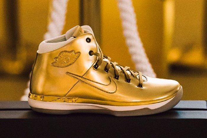 Air Jordan Xxxi Goldfeature