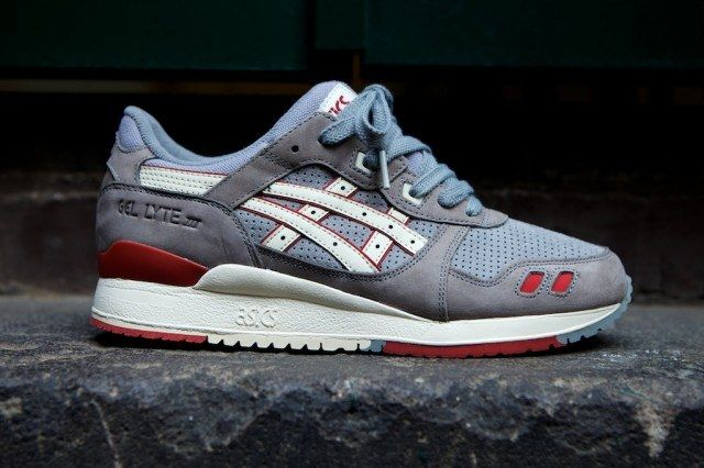 Asics Hal Bricks And Mortar Grey 640X4261