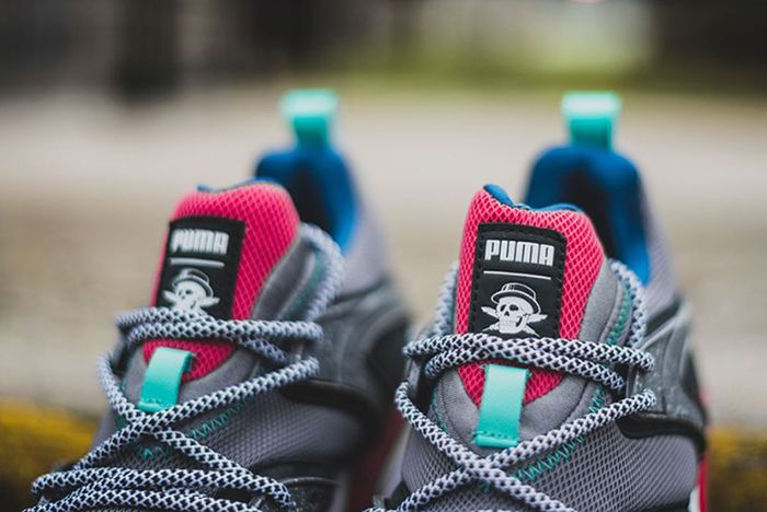 Crossover X Puma Blaze Of Glory Roses