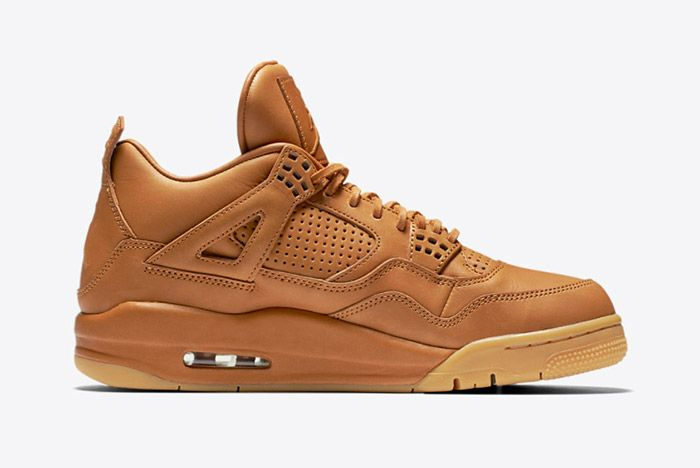 Air Jordan 4 Premium Ginger 4