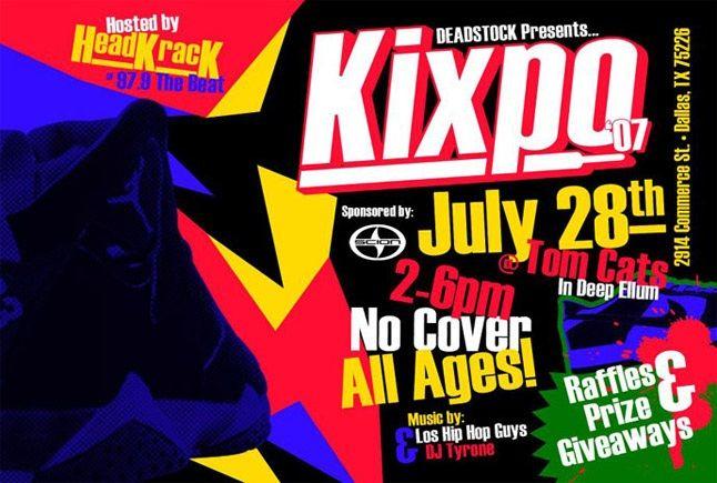 Kixpo 2007 Austin Texas 2