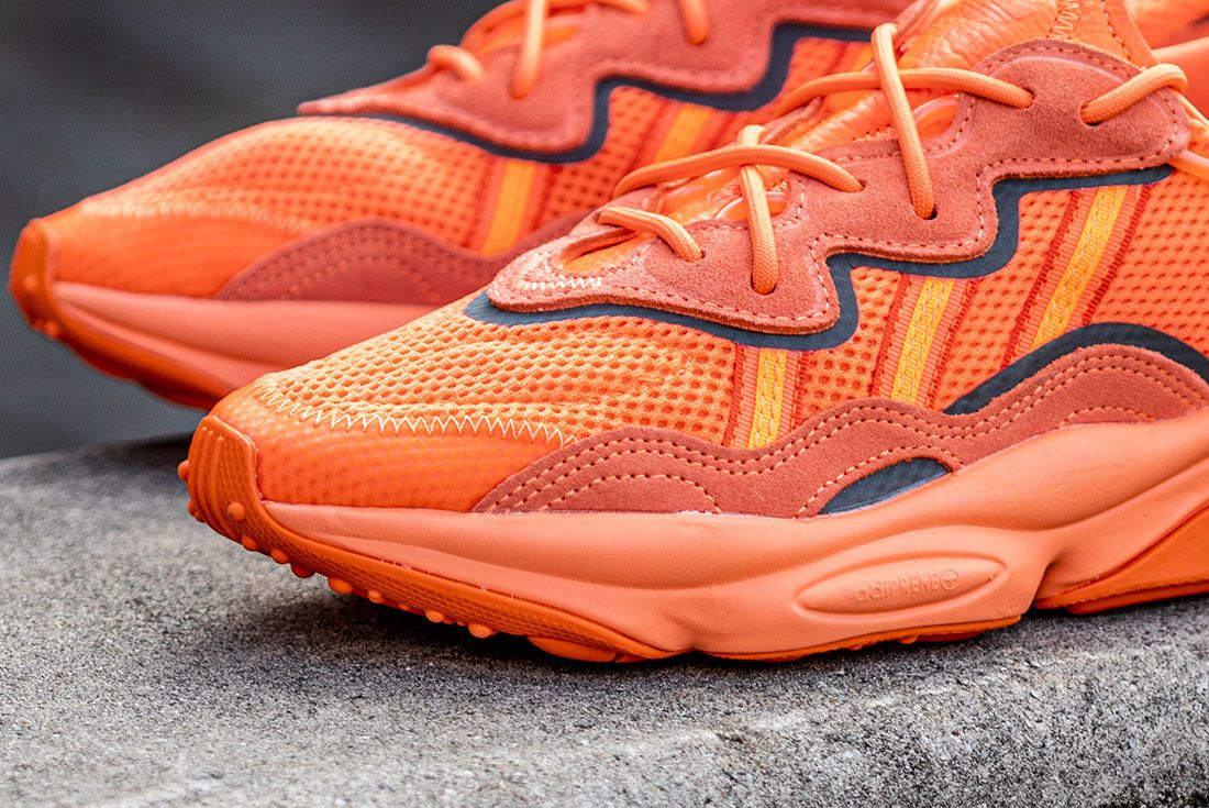 Adidas Ozweego Orange Toe