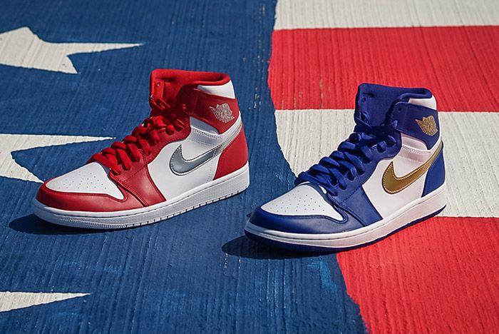 Nike Air Jordan 1 Metallic 1